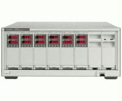 HP/AGILENT 66101A PWR. MODULE, P/I. 8V/16A